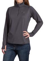 Sport-Wick Half Zip ASHA Pullover