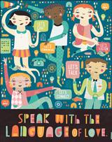 Speak of Love Poster