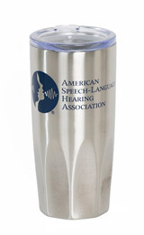 ASHA Travel Tumbler, Stainless Steel