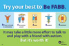 Be FABB Poster