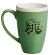 Talk A Latte 17-oz Mug