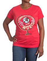 Communication is My World T-Shirt