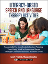 Literacy-Based Speech and Language Therapy Activities
