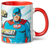 Super Hero SLP Mug