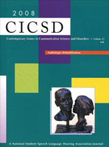 Evidence-Based Practice-Issue of CICSD