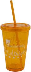Fantastic Foundation Orange Drinkware