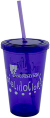 Fantastic Foundation Purple Drinkware