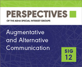 SIG 12 Perspectives Vol. 21, No. 4, December 2012
