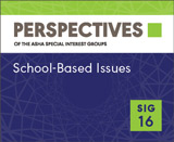 SIG 16 Perspectives Vol. 14, No. 1, March 2013