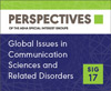 SIG 17 Perspectives Vol. 3, No. 2, September 2013