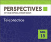 Perspectives, SIG 18, Vol. 1, Part 1, 2016