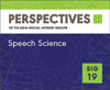 Speech Perception and Production