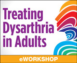 Treating Dysarthria in Adults