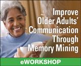 Improve Older Adults' Communication Through Memory Mining