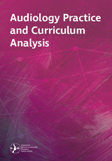 Audiology Practice and Curriculum Analysis