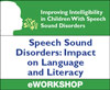 Speech Sound Disorders: Impact on Language and Literacy