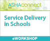 Service Delivery in Schools