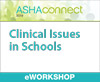 Clinical Issues in Schools