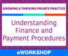Growing a Thriving Private Practice: Understanding Finance and Payment Procedures