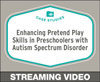 Enhancing Pretend Play Skills in Preschoolers with Autism Spectrum Disorders