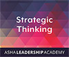 Leadership Academy: Strategic Thinking