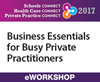 Business Essentials for Busy Private Practitioners