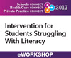 Intervention for Students Struggling With Literacy