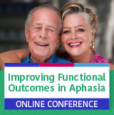 Improving Functional Outcomes in Aphasia