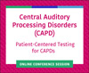 Patient-Centered Testing for CAPDs