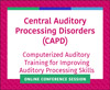 Computerized Auditory Training for Improving Auditory Processing Skills