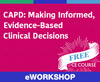 CAPD: Making Informed, Evidence-Based Clinical Decisions (On Demand Webinar)