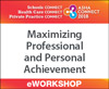 Maximizing Professional and Personal Achievement