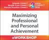 Maximizing Professional and Personal Achievement