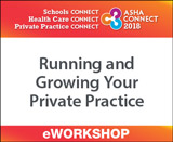 Running and Growing Your Private Practice