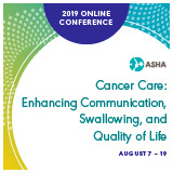 Cancer Care: Enhancing Communication, Swallowing, and Quality of Life