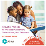 Innovative Methods for Preschool Assessment, Collaboration, and Treatment