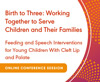 Feeding and Speech Interventions for Young Children With Cleft Lip and Palate