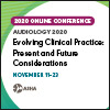 Audiology 2020 - Evolving Clinical Practice: Present and Future Considerations