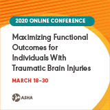 Maximizing Functional Outcomes for Individuals With Traumatic Brain Injuries