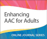 Enhancing AAC for Adults