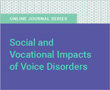 Social and Vocational Impacts of Voice Disorders