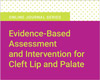 Evidence-Based Assessment and Intervention for Cleft Lip and Palate