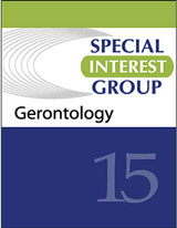 SIG 15 Perspectives Vol. 18, No. 3, October 2013
