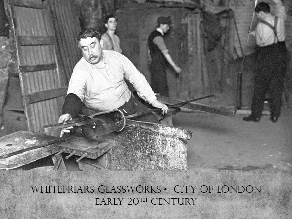 White Friars Glassworks City of London