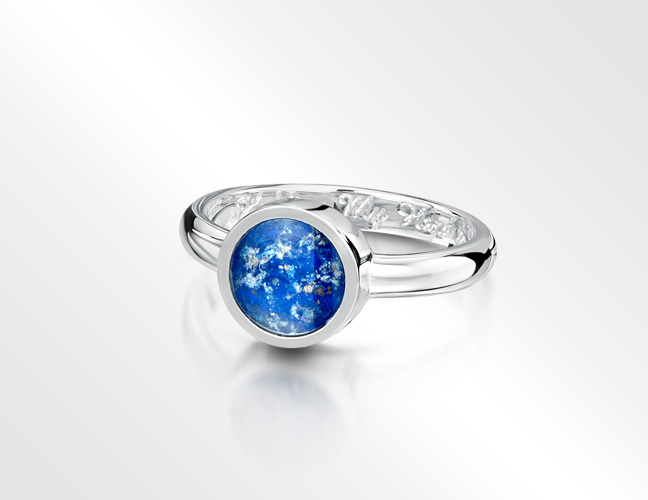 Ashes into Glas Tribute Ring