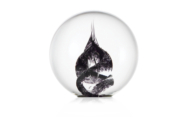 Black Paperweight