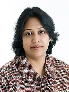 Raksha M. Mudar