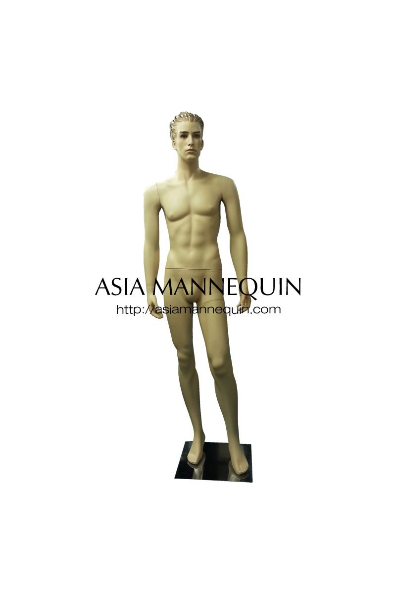 buy mfsm001 mannequin fiberglass skin male full bodied
