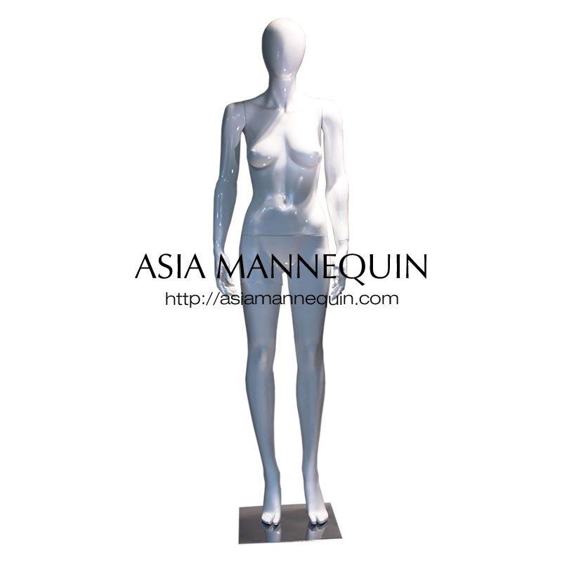 Buy Mfwf006g Female Mannequin Fiberglass White Colored