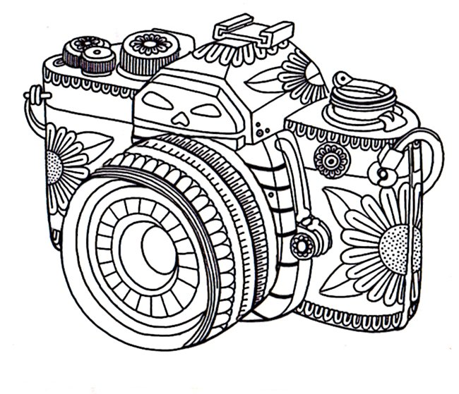 Coolest Adult Coloring Pages For March 2020